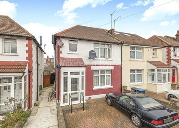3 bed semi-detached house for sale in Upsdell Avenue, London N13