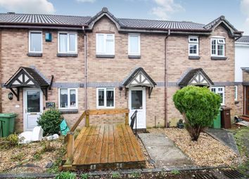 Thumbnail 2 bed terraced house for sale in Bakers Close, Plympton, Plymouth