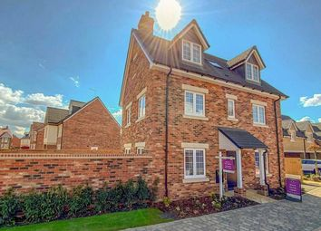 Thumbnail 4 bed detached house for sale in Martell Drive, Kempston, Bedford
