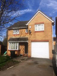 Thumbnail 4 bed detached house to rent in Hind Close, Pengam Green