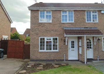 Thumbnail 3 bed semi-detached house to rent in Pawley Close, Whetstone, Leicester