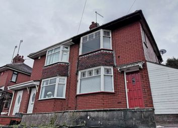 Thumbnail 2 bed semi-detached house to rent in Werrington Road, Bucknall, Stoke-On-Trent