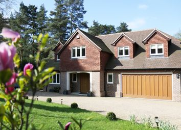 Thumbnail 5 bed detached house for sale in Hope Park, Crowborough, East Sussex