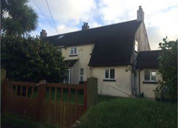 Thumbnail 3 bed semi-detached house to rent in St Ewe, St Austell, Cornwall