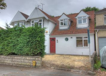 Thumbnail 3 bed semi-detached house for sale in Marlborough Road, Swindon