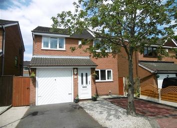 Thumbnail 3 bed detached house for sale in Beaumaris Close, Leigh