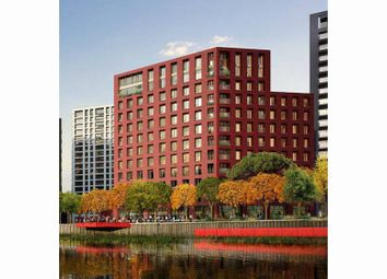 Thumbnail 2 bed flat for sale in London City Island, Docklands
