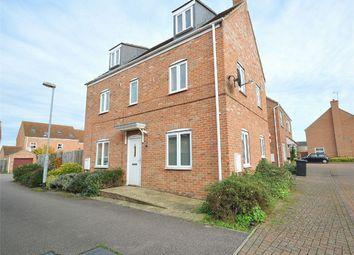 Thumbnail 4 bedroom detached house for sale in Jeffrey Drive, Sapley, Huntingdon, Cambridgeshire