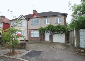 Thumbnail 5 bed semi-detached house to rent in View Close, Harrow