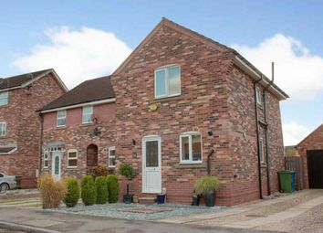 Thumbnail 3 bed semi-detached house for sale in Bielby Drive, Beverley