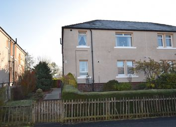 Thumbnail 2 bed flat for sale in 8 Newlands Terrace, Carluke