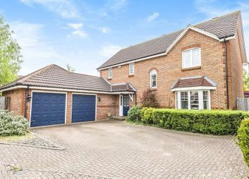 Thumbnail 4 bed detached house for sale in Coopers Gate, St Albans
