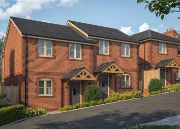 Thumbnail 2 bed semi-detached house for sale in Willow End, Tudor Way, Kings Worthy, Winchester