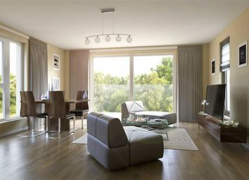 Thumbnail 2 bed flat for sale in Gladstone Village, Mark Twain Drive, Dollis Hill, London