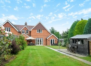 Thumbnail 4 bed semi-detached house to rent in Waterworks Road, Otterbourne, Winchester