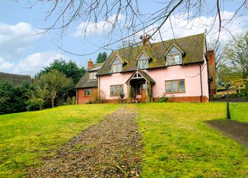 Thumbnail 5 bed detached house for sale in School Lane, Ufford, Woodbridge