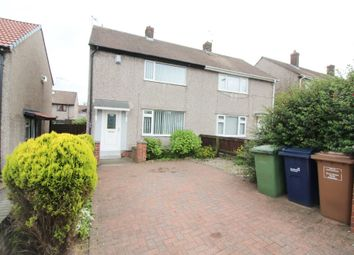 Thumbnail 2 bed semi-detached house for sale in Heugh Hill, Springwell, Gateshead