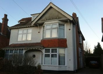 Thumbnail Studio to rent in Bryanstone Road, Winton, Bournemouth
