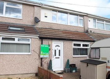 2 bed terraced house for sale in Derricke Road, Stockwood, Bristol BS14