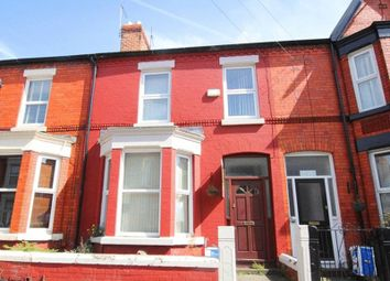 Thumbnail 3 bedroom terraced house for sale in Ramilies Road, Mossley Hill, Liverpool