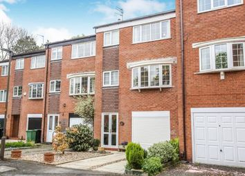 Thumbnail 3 bed terraced house for sale in Beech Mews, Davenport Park, Stockport, Cheshire