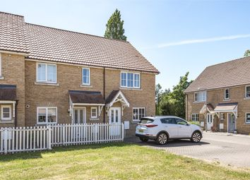 Thumbnail 2 bed end terrace house for sale in Lobelia Close, Wymondham, Norfolk