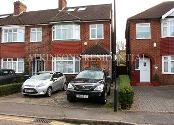 4 bed end terrace house for sale in Weardale Gardens, Enfield, Middlesex EN2
