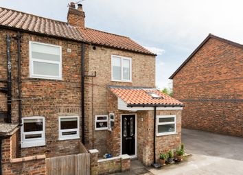 Thumbnail 2 bed end terrace house for sale in Norwood Terrace, Boroughbridge, York