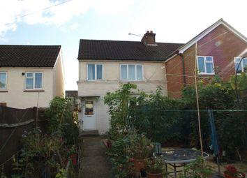 Thumbnail 3 bed semi-detached house to rent in Gordon Road, Farnborough