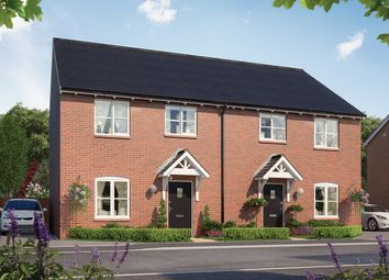Thumbnail 3 bed semi-detached house for sale in Carnoustie Drive, Priors Hall Park, Corby