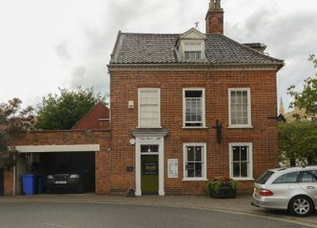 Thumbnail 11 bed detached house for sale in The Tower House, 39 New Market, Beccles, Suffolk