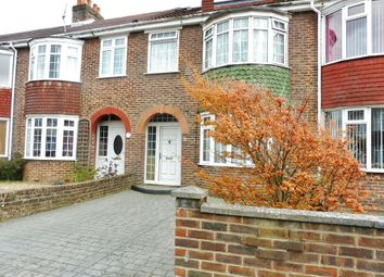 Thumbnail 4 bedroom terraced house to rent in Vale Grove, Gosport