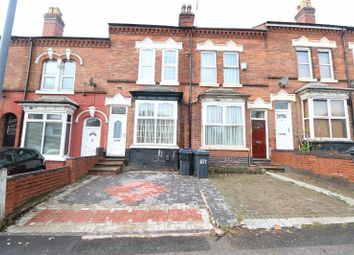Thumbnail 2 bed terraced house for sale in Grove Lane, Birmingham, West Midlands