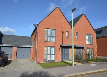 Thumbnail 3 bed semi-detached house for sale in Station Road, Bordon