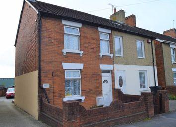 Thumbnail 3 bedroom semi-detached house for sale in Beechcroft Road, Swindon