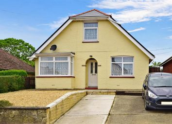 Thumbnail 3 bed bungalow for sale in Ventnor Road, Apse Heath, Isle Of Wight