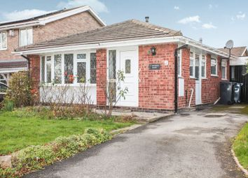 Thumbnail 3 bed bungalow for sale in Briar, Tamworth