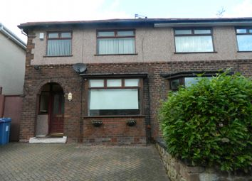 Thumbnail 3 bed semi-detached house to rent in Watergate Lane, Woolton, Liverpool