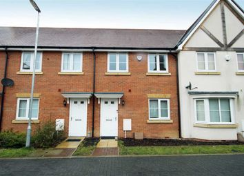 Thumbnail 3 bed terraced house for sale in Wright Close, Bushey WD23.