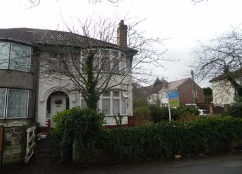 Thumbnail 3 bed terraced house for sale in Leyfield Road, Liverpool