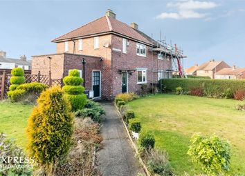 Thumbnail 3 bed semi-detached house for sale in Dalton Terrace, Wheatley Hill, Durham