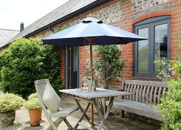 Thumbnail 1 bed barn conversion to rent in Itchen Abbas, Winchester