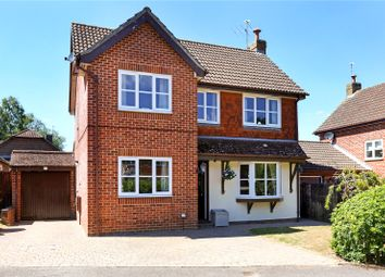 Thumbnail 4 bed detached house for sale in Bircholt Road, Liphook, Hampshire