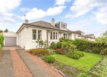 Thumbnail 3 bed semi-detached bungalow for sale in Orchard Drive, Orchard Brae, Edinburgh