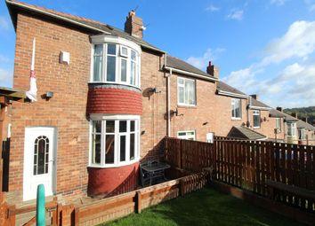 Thumbnail 2 bed property to rent in Holly Avenue, Winlaton Mill, Blaydon-On-Tyne