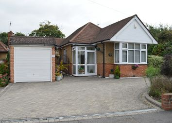 Thumbnail 2 bed detached bungalow for sale in Courtlands Drive, West Ewell, Surrey.
