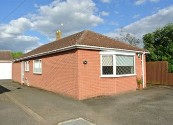 Thumbnail 3 bed detached bungalow for sale in Crown Lane, Thurlby, Bourne, Lincolnshire