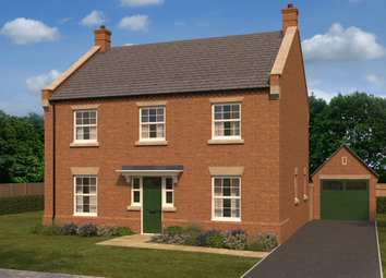 Thumbnail 4 bed detached house for sale in Churchfields, Harrogate Road, North Yorkshire