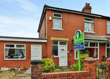 Thumbnail 4 bed semi-detached house for sale in Scholes Street, Bury