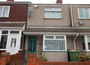 Thumbnail 2 bed terraced house for sale in Bentley Street, Cleethorpes